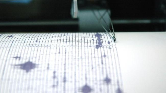Nias Barat Diguncang Tiga Kali Gempa Pagi Ini
