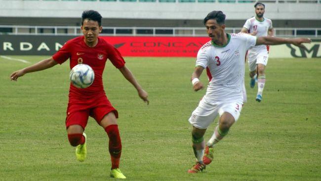 Pemain Timnas Indonesia U-23 dilarang jajan sembarangan selama mengikuti SEA Games 2019 di Filipina guna menghindari penyakit polio.