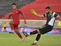 Timnas Indonesia U-23 vs Iran Imbang 1-1 di Babak Pertama