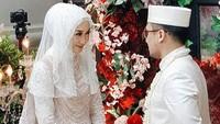 Selamat ya, Dian Pelangi dan Sandy Nasution. Langgeng dan selalu bahagia... (Foto: Instagram)