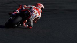 Marquez Berjudi, Lalu Kalah Telak di MotoGP