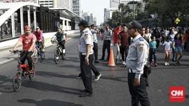 Kota Bekasi Kembali Adakan Car Free Day, Waktu Dipersingkat