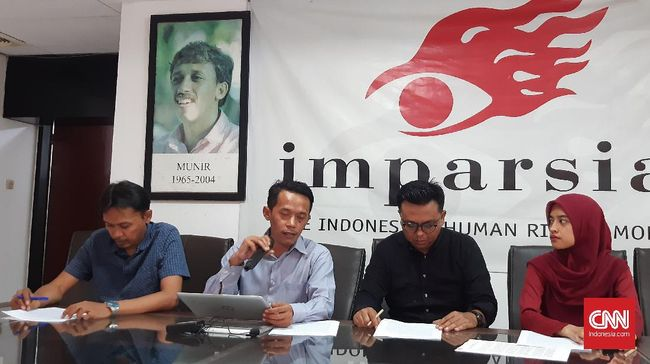 Kasus intoleransi, menurut Imparsial didominasi oleh pelarangan terhadap pelaksanaan ritual, pengajian, ceramah agama.