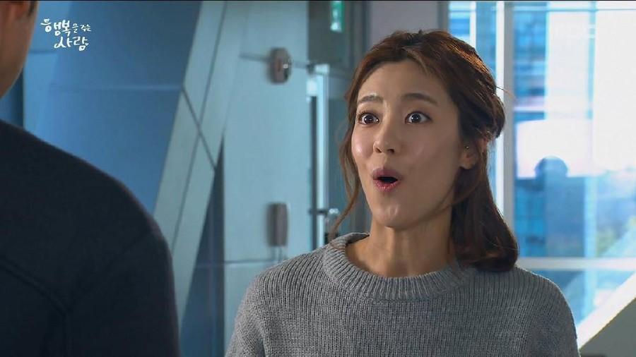 Drama Korea Person Who Gives Happiness Eps.48, Im Siwon Jalani Operasi Paru-paru