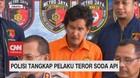 VIDEO: Pelaku Teror Soda Api di Jakbar Ditangkap Polisi