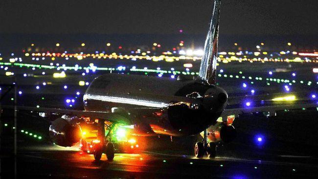 Jerman memblokir penerbangan yang dioperasikan maskapai Rusia sebagai tindakan balas dendam atas sikap Moskow yang tak beri izin terbang ke Lufthansa.