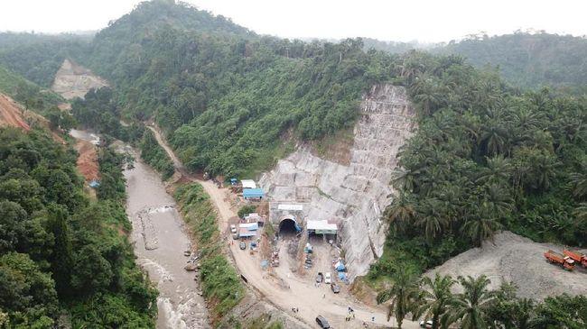Kementerian PUPR terus meningkatkan program pembangunan dan pemeliharaan infrastruktur bidang sumber daya air, salah satunya melalui bendungan.