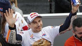 Lorenzo soal Marquez: Yang Terkuat Tak Selalu Menang