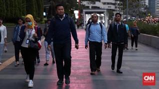 Survei: 1 dari 2 Karyawan Mengaku Gajinya Kurang