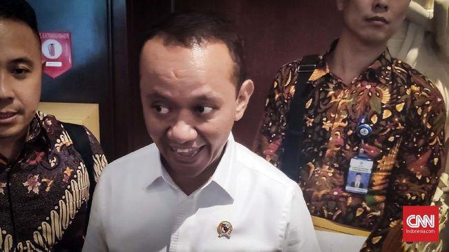 Kepala BKPM Bahlil Lahadalia meminta kepada Kementerian BUMN agar pelaku UMKM bisa dilibatkan dalam investasi yang dilakukan oleh perusahaan pelat merah.