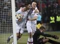 Ronaldo Curi Gol Rekan Setim Seperti Ramsey