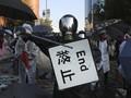 Demo Tahun Baru Hong Kong Sampai Debat Laut Natuna RI-China