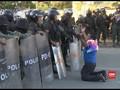VIDEO: Aksi Pendukung Morales Berujung Bentrok dengan Polisi