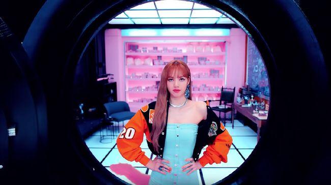 Lisa BLACKPINK dok. YG Entertainment via YouTube