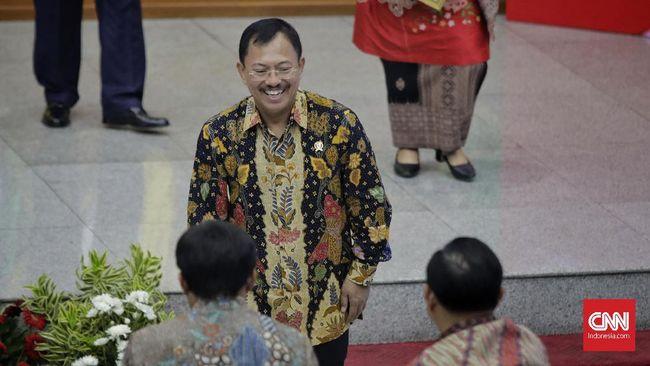 Menteri Kesehatan Terawan Agus Putranto mengatakan bakal menampung aspirasi masyarakat terkait penggunaan rokok elektrik alias vape.