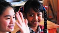 <p>Tahun 2011 lalu, Farah juga pernah menjadi relawan guru di sebuah sekolah di Ubud, Bali. (Foto: Instagram @farahputerinahlia)</p>