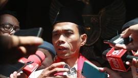 Ustaz Abdul Somad Kampanyekan Akhyar, Perindo Dukung Bobby