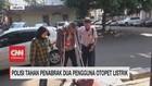 VIDEO: Polisi Tahan Penabrak 2 Pengguna Skuter Listrik