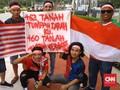 Kemenlu Bantah Ada Suporter Indonesia Tewas di Malaysia