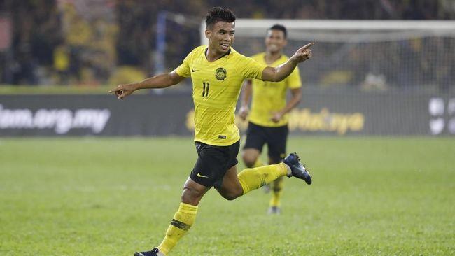 Pencetak gol Malaysia ke gawang Timnas Indonesia, Safawi Rasid, adalah bintang muda Malaysia yang pernah dididik pelatih Rahmad Darmawan.