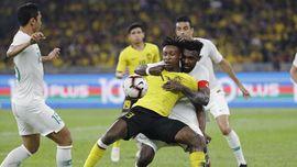 FOTO: Timnas Indonesia Kembali 'Diganyang' Malaysia