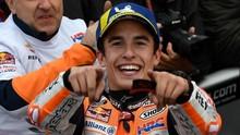 Janji Marquez Setelah Absen di MotoGP Ceko