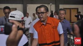 Bupati Muara Enim Divonis Lima Tahun Penjara