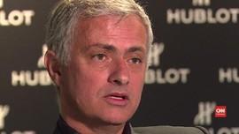 VIDEO: Keputusan Cepat Tottenham Tunjuk Mourinho Jadi Pelatih