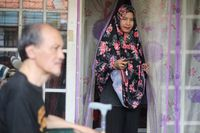 Kisah Driver Grab Perempuan Jadi Tulang Punggung Bagi Keluarga