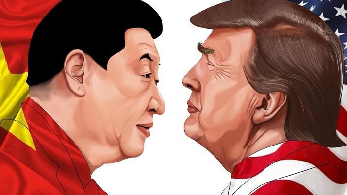 Kabar Baik dari Barat, Trump Tunda Tarif China 15 Desember! - Rifan Financindo