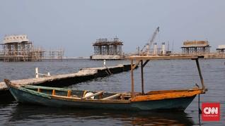 Imbas Perpres Atur Reklamasi, Nelayan Bakal Rugi Rp766 Miliar