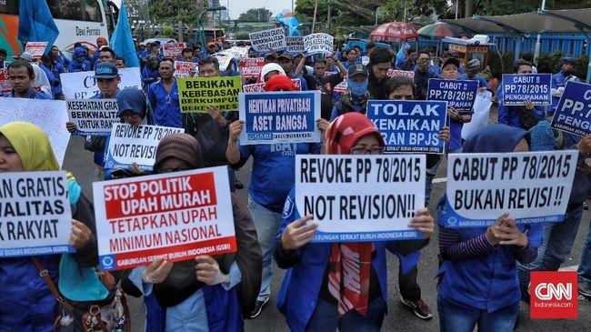Anggota DPRD DKI Jakarta Fraksi PDIP, Gilbert Simanjuntak khawatir kebijakan Anies soal UMP 2021 justru membingungkan pengusaha karena kriteria yang tak rinci.