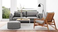 <p>Konsep interior minimalismemungkinkan pemilik rumah lebihmenonjolkan keindahan pemandangan di luar ruangan. (Foto: iStock)</p>