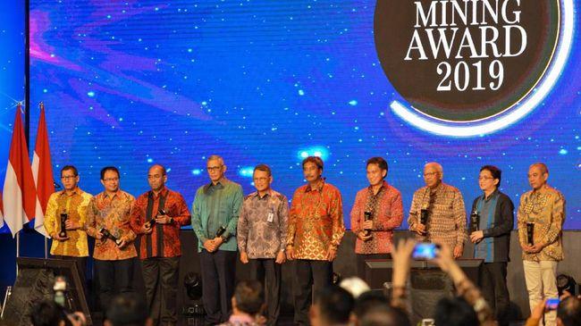 PT Timah Tbk, PT Freeport Indonesia (PTFI), dan PT Bukit Asam Tbk berhasil meraih penghargaan untuk 6 kategori sekaligus pada ajang IMA Awards 2019.