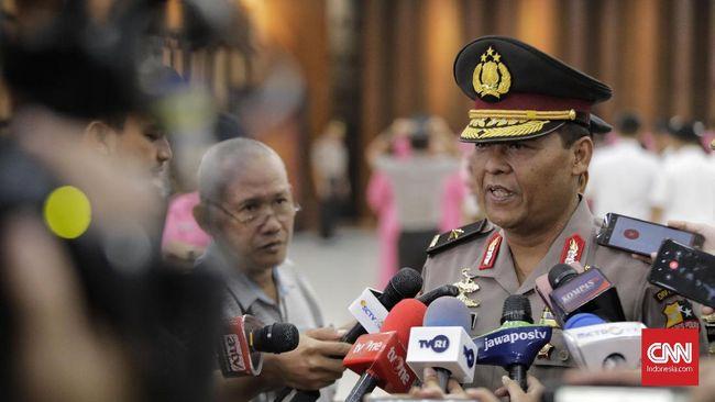 Kepala Biro Penerangan Masyarakat (Karo Penmas) Divisi Humas Polri, Brigjen Pol Argo Yuwono. Jakarta, Kamis, 21 November 2019.
