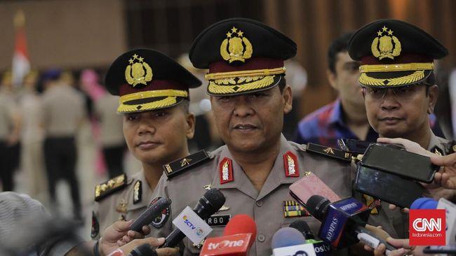 Karopenmas Polri Brigjen Argo Yuwono menyerahkan status Kompol Rossa sepenuhnya pada KPK.