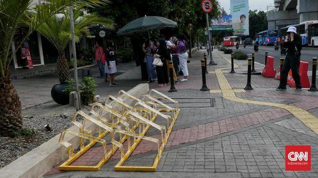 Kementerian Perhubungan akan menyediakan 50 titik tempat parkir sepeda di DKI, dengan prioritas sekolah, perkantoran, dan tempat ibadah.