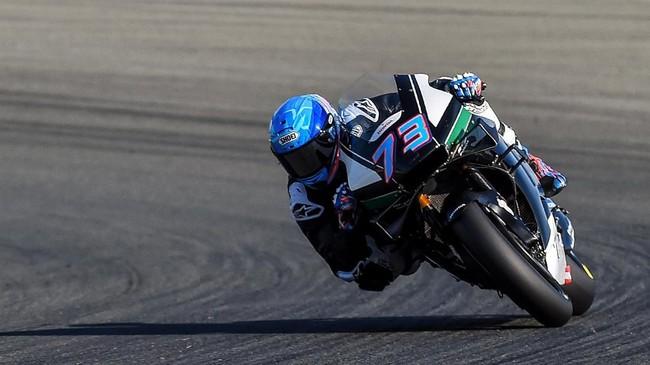 Maverick Vinales menjadi yang tercepat pada tes MotoGP 2020 di Sirkuit Ricardo Tormo Valencia, sedangkan Alex Marquez terpuruk di posisi 20.