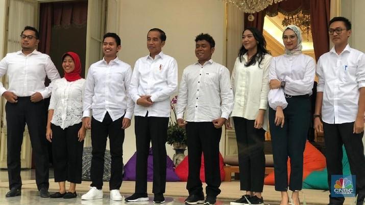 Putri Tanjung Paling Muda, Ini Profil 7 Staf Khusus Jokowi!