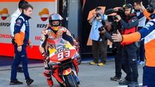 Legenda: Marquez Cedera Tak Kurangi Kesakralan MotoGP