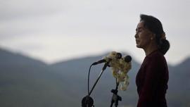 Militer Myanmar Umumkan Berkuasa Usai Menahan Suu Kyi