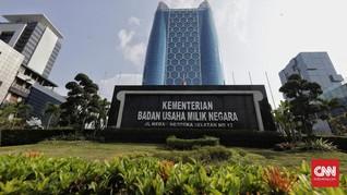Erick Thohir Bakal Tunjuk Banyak Eks Menteri Jadi Bos BUMN