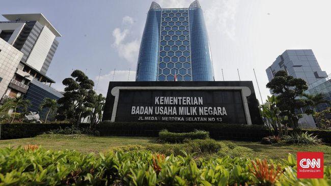 Kementerian BUMN mengatakan sejumlah eks menteri dan wamen akan menjadi bos BUMN.