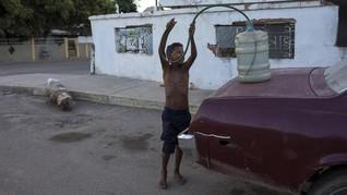 Inflasi Tahunan Venezuela Tembus 3.684 Persen pada Mei