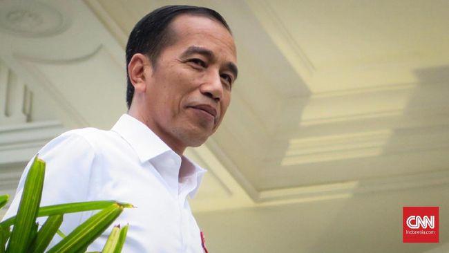 Jokowi Minta Ganti Eselon III dan IV Pakai Kecerdasan Buatan