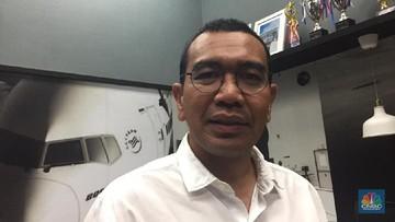 Staf Khusus Kementerian BUMN, Arya Sinulingga (CNBC Indonesia/Monica Wareza)