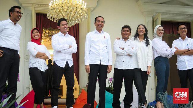 PAN menganggap pengangkatan jajaran staf khusus presiden Jokowi bertolak belakang dengan semangat efisiensi birokrasi.