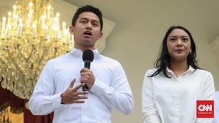 Stafsus Milenial Jokowi Sebut Influencer Corona Tak Dibayar
