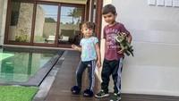 Momen kebersamaan Dragan dan Irina sering dibagikan mendiang sang ibu di media sosial, Bun. (Foto: Instagram @lelhyspaso)