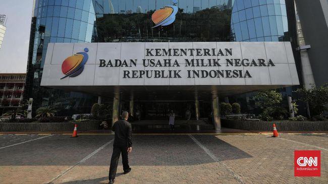 Kementerian BUMN masih mengkaji nama untuk mengganti direksi Garuda Indonesia yang dipecat karena penyelundupan Harley.
